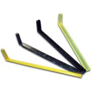 urethane end-stop divider bars