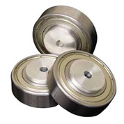 vibrator table wheels