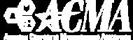 ACMA logo white