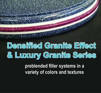 densified granite effect