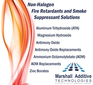 flame retardants smoke supressants